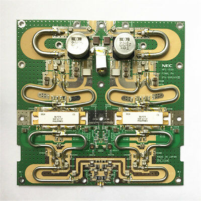 BLF574 VERY HIGH POWER 2x LDMOS BOARD LINEAR AMPLIFIER