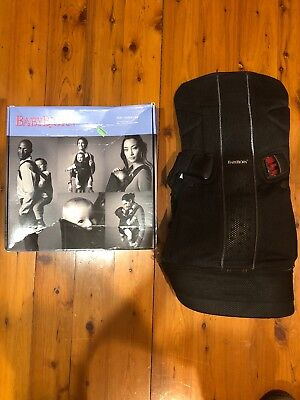 Baby Bjorn One, Baby Carrier, Air-mesh, Excellent Condition, New Born to 3 Years
