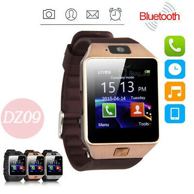 LATEST DZ09 Bluetooth Smart Watch GSM Camera For HTC Samsung Android Phone Lot