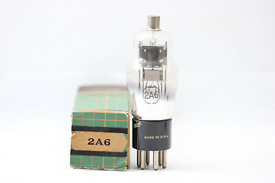2A6 Tube. Mixed Brands. Nos / Nib. Rc30