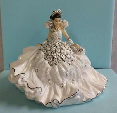 THE ENGLISH LADIES Co - Gypsy Brides Figurine, by Thelma Madine ...