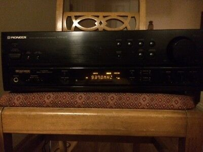 Pioneer VSX-405  Stereo Receiver with phono section