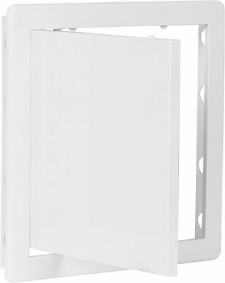 "Access Panel 200x200mm (8x8"")White Inspection Panel Access Hatch Access Door"