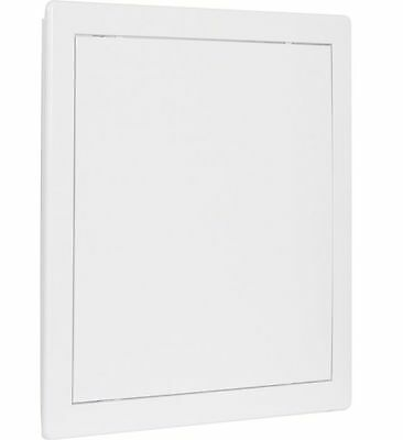 "Access Panel 300x300mm (12x12"")White Inspection Panel Access Hatch Access Door"