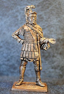 Tin Soldiers *Ancient Rome* Roman cavalry Officer, 2nd - 3rd century * 54-60 mm