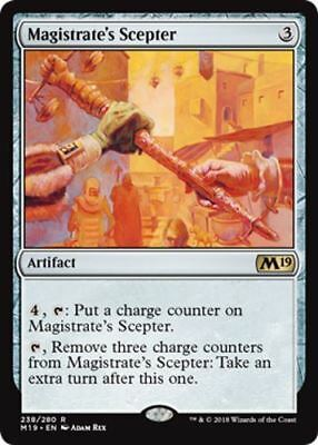 4 Magistrate's Scpter, M19