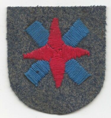 Early On Wool Felt Great Looking 14th US Army Corp Shoulder Sleeve Patch