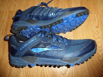 99e1602a1912f Brooks Cascadia 11 Gore-Tex Trail Running Shoes Men s 10.5 M Rtl  150