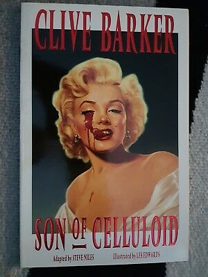 Son of Celluloid First Printing Eclipse 1991