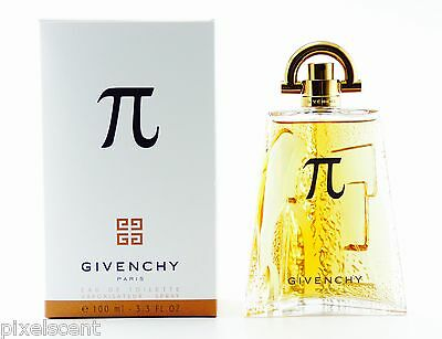 Givenchy PI, EdT, Spray, 100 ml, neu/OVP/Folie
