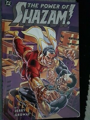 The Power of Shazam DC softcover 1994 First Printing