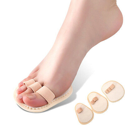 New Pedifix Double Toe Straightener Pad Budin Splint Hammer Toe Corrector Set AH