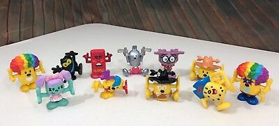 WOW WOW Wubbzy Toy Lot of 11