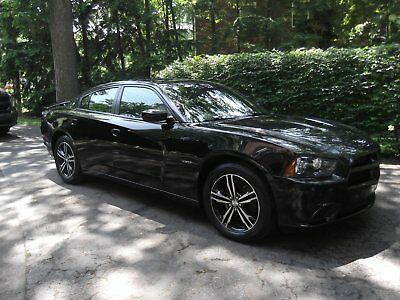 2013 Dodge Charger  2013 DODGE CHARGER R/T PLUS AWD