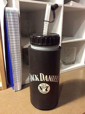 Jack Daniel's 1990's Plastic Water Bottle 20 oz. Unused