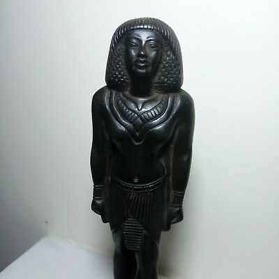 ANCIENT EGYPTIAN ANTIQUITIES Pharaoh KING Ramses I Wife Stone Statue 1294 BC