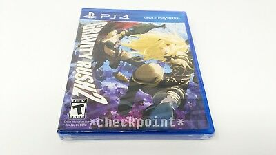 NEW Gravity Rush 2 (Sony Playstation 4 / PS4) FACTORY SEALED!