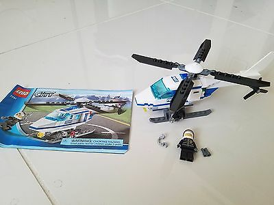 Lego City 7741 Police Helicopter Newsealed 1550 Picclick