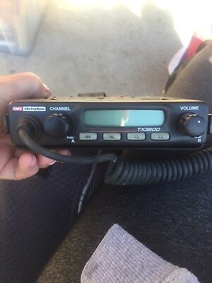 Gme TX3800 Commercial Cb Radio UHF RRP $439. New never used.