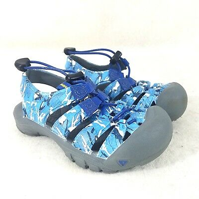 KEEN Kids Toddler Boys Size 9 Closed Toe Sport Sandals Hiking Shoes Water