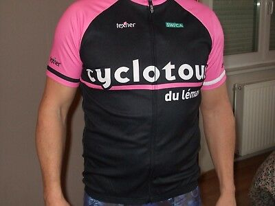 maillot cycliste taille L