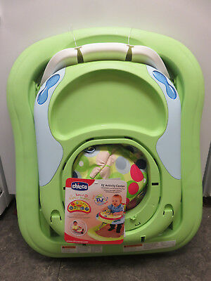 Chicco Infant Walker Baby DJ Activity Center Electric Play Tray New Unassembled