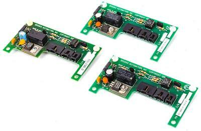 3x Brooks Automation 001-6843-01 PCB Circuit Board Assembly Module 16843-01