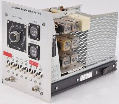 Agilent/Varian 855190-01 Auxiliary Power Distribution Assembly Module