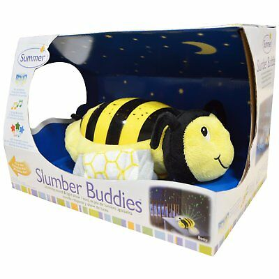 Summer Infant  Slumber Buddies  Bumble Bee Betty  1 Slumber Buddie
