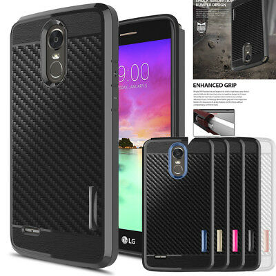 For LG Stylo 3 /Stylo 3 Plus Case Armor Shockproof Rugged TPU Phone Case Cover