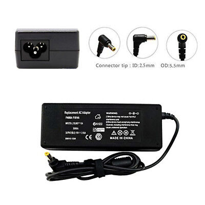 3.95A Laptop Charger Replacement For Toshiba 75W Pa3468E L300 L450 Without Cable