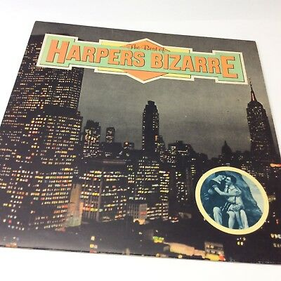 'The Best Of Harpers Bizarre' Vinyl LP VG+/VG+ Very Tidy Copy!
