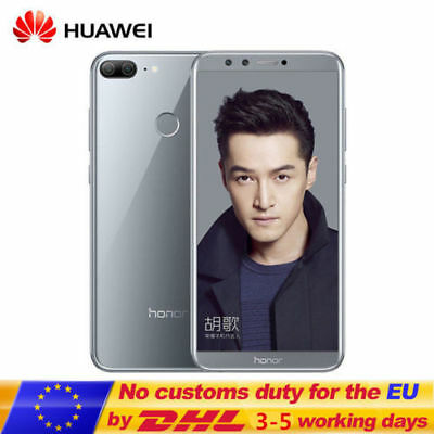 "HUAWEI Honor 9 Lite 5.65""18:9 Android8.0 OctaCore 32GO 2SIM 4G Smartphone Mobile"