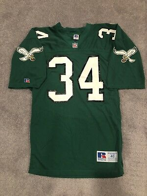 072871a76 ... discount vtg authentic philadelphia eagles kelly green herschel walker  jersey 34 cdc0a 06bad