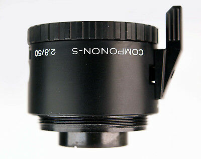 Schneider Kreuznach Componon-S 2,8/50mm 50 mm 1:2,8 enlarger lens 14501163