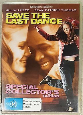 Save The Last Dance - Special Collector's Edition (Julia Stiles) DVD (Region 4)