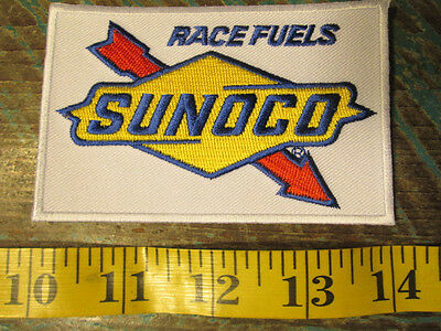 New Sunoco Racing Fuel Patch Nascar Irl Grand Am Indy Car Series Scca Alms Trans
