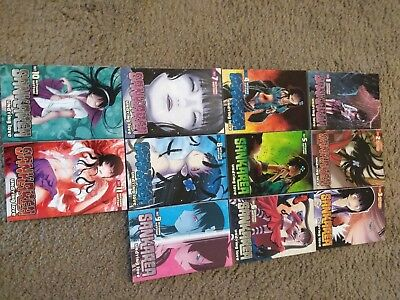 Sankarea Undying Love Vol Complete Manga English Kodansha Comic