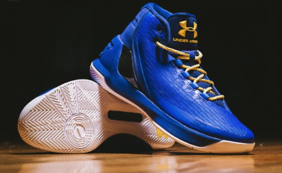 a0afb0ae6ec Under Armour Curry 3 - Dub Nation Heritage Colorway (Deadstock Men s Size  ...