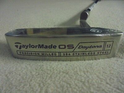 "TaylorMade OS Daytona 12 - 35"" Heel-Shafted Putter SuperStroke 2.0 Grip"