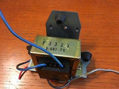 Technics SL-1360 Turntable Parts - Power Supply / Transformer