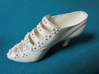 """The Right Shoe By Raine Collectible """"Edwardian Grace"""" New In Box"""
