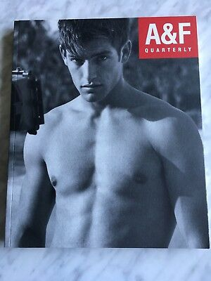 A&F Quarterly Abercrombie Catalog Magazine Back to School 2010 The last ever