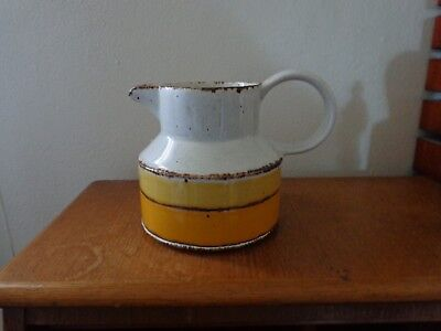 Midwinter Yellow Jug Made In England