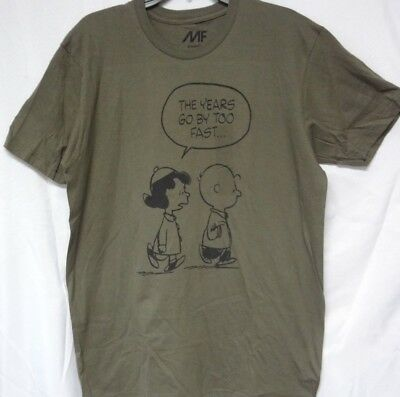 4ee11c62b PEANUTS NEW LUCY & Charlie Brown T-shirt - $13.50 | PicClick