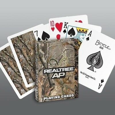 RealTree AP Playing Cards By USPCC (Limited Edition)
