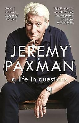 A Life in Questions, Paxman, Jeremy   Paperback Book   New   9780008128333