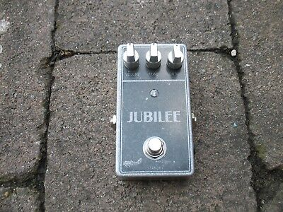 Lovepedal Jubilee Clone Pedal (Distortion, Overdrive)