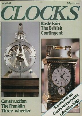 Longcase Clocks. Royal Clocks. Build Franklin Three-Wheel. Scottish   HL4.778