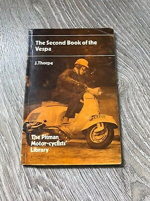 The Second Book Of The VESPA J. Thorpe